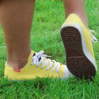 2015焦作天狼基本款学生防滑舒适耐磨二次硫化橡胶底单鞋