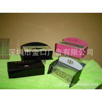 亚克力纸巾盒 各种亚克力酒店用品 亚克力工艺品 远销海内外