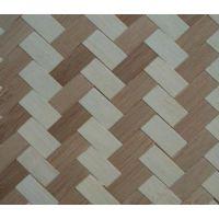 江桥竹藤生态装饰工程材料厂批发定做生态科技工程装饰木皮编织饰面板