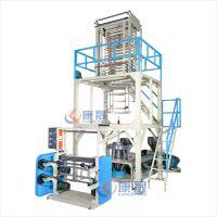 东莞厂家直销双层共挤吹膜机 质量保证 欢迎订购