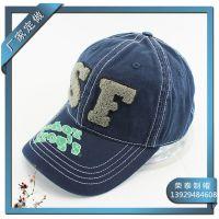 新款帽子韩版洗水全棉布鸭舌帽 SF女士帽子男女潮帽洗水帽