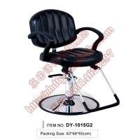 东田洋美发店专用豪华男式不锈钢中档的理发椅美发椅理容椅美发椅