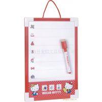 特卖优质堂信PVC边框优质写字板TX-010,附带白板笔