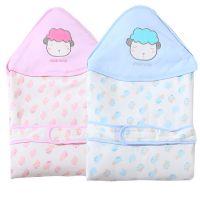 专柜正品 小米米小绵羊针织婴儿抱被 新生儿抱被 宝宝抱被 抱毯