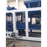 金驼推荐免烧砖机 全自动水泥砖生产线 4-15混凝土砖机