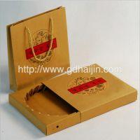 茶叶纸盒 创意牛皮纸茶叶包装 茶叶礼品包装盒