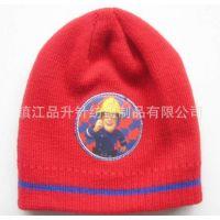 儿童帽 卡通帽 可爱帽子 针织帽 保暖帽 厂家直销 外贸出口