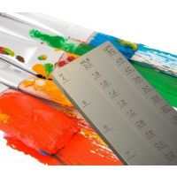 ISO不锈钢刮板细度计