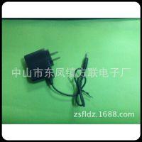 中山厂家批发 4.2V500MA 锂电充电器 LED头灯锂电池充电器