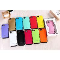 韩国IFACE五代iphone6手机壳防摔套苹果6插卡手机套保护壳