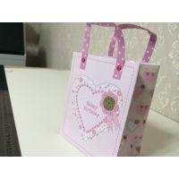 礼品包装纸袋 品牌纸盒 包装纸袋 包装纸盒定做精美爱心款