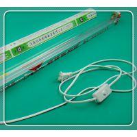 T8杀菌灯 沪明臭氧管 紫外线杀菌灯管/预防H7N9/消毒柜杀菌灯