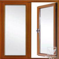 供应北京铝包木门窗 铝包木阳光房门窗 双层隔音保暖 上门设计测量