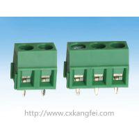 螺钉式PCB接线端子 接线柱 绿色接线端子 127—5.0/5.08