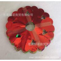 婚庆节庆用品 亮光纸材质 圆龙拉花 彩色拉花 2.1米长 直径23.5cm