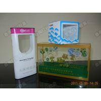 供应广州PVC胶盒/PVC折盒