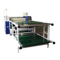 供应全自动滚筒印花机 热升华滚筒转印机 t恤印花 滚筒印花机生产厂家