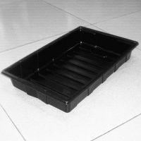 五金包装吸塑盒 黑色吸塑盒