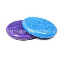 特价工厂批发正品充气按摩瑜伽垫 健身平衡充水软垫瑜珈球垫