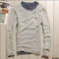 Y05免费加盟韩版新 春装超修身 套头两件针织衫 热销潮品打底衫