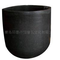 供应炼铝坩埚 石墨碳化硅坩埚 压铸熔铝设备配件