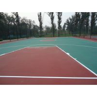 供应阳江硅pu篮球场厂家、广州帝森、硅pu篮球场厂家哪里有