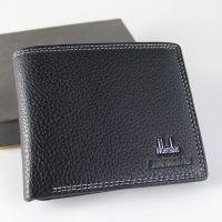 速卖通货源 钱包批发 男士商务皮夹 品牌男式钱包