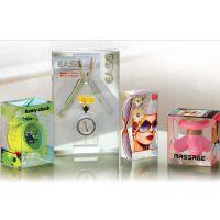 pvc盒 pvc彩盒 pvc胶盒 pvc包装盒