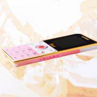 2014新款原装低价国产手机迷你钱币手机袖珍时尚男女个性超小手机