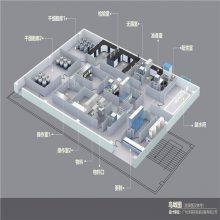 无尘车间报价 无尘车间建设厂家 广州WOL无尘车间设计