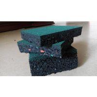 海南环保彩色安全地垫生产厂家 各种安全地垫批发配胶水
