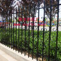 河南栅栏厂家 河南锌钢栅栏 热镀锌新型组装护栏 新乡银丰护栏518