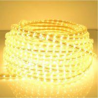 国星光电上市公司LED灯带3528 60珠高压柔性防水灯带 暖白 白