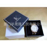 供应精美手表纸盒展示盒 礼品盒 小枕头配套 厂家直销