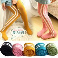 女童连裤袜2014春秋新款韩版 免费加盟 条纹打底裤 淘宝爆款推广