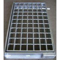 供应供应安徽栅之多热镀锌防腐钢格板水沟盖板