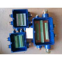 本安电路用接线盒、矿用本安信号线接线盒、电话接线盒JHH-10对、20对、30对、50对、100对
