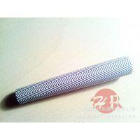 不锈钢喷漆笔杆整圈丝印加工 无接缝