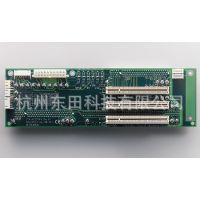 研华科技PICMG1.0CPU长卡底板2U工控机箱背板PCA-6105P4V-0B3E