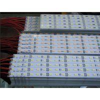深圳工厂批发直销LED5730硬灯条一米72灯5730柜台灯条不防水硬灯条