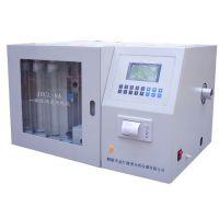 JHDL-6A测硫仪 智能测硫仪 快速定硫仪 一体化快速测硫仪