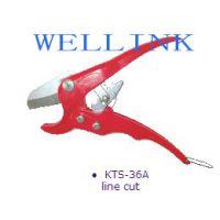 供应原装台湾KTS-36A塑胶管PVC软管切断器