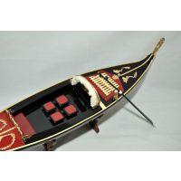 供应景观木船/景观贡多拉小船/酒店装饰船/景观船