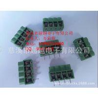 PCB接线端子DC166,间距5.0mm,4位接线端子