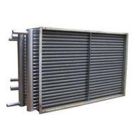 生产定做翅片式换热器 空气加热器 大量制作JXC-M031翅片冷却器