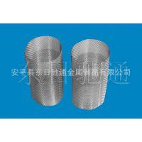 石油筛管 不锈钢筛管 各种金属筛管 安平东日驰通生产  绕丝筛管