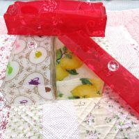 韩国进口正品亚克力筷子盒 韩国多种花色餐具架 筷子笼