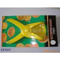 供应塑料柠檬夹,榨汁器,水果夹,不锈钢柠檬夹,食物夹