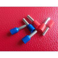 生产E2508针式端子 欧式接线端头 套管式冷压端子