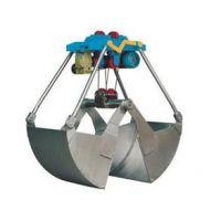 供应不锈钢抓斗质优价廉 型号多 天力起重